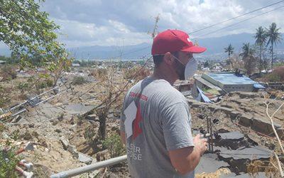 Palu Tsunami 7.4 earthquake