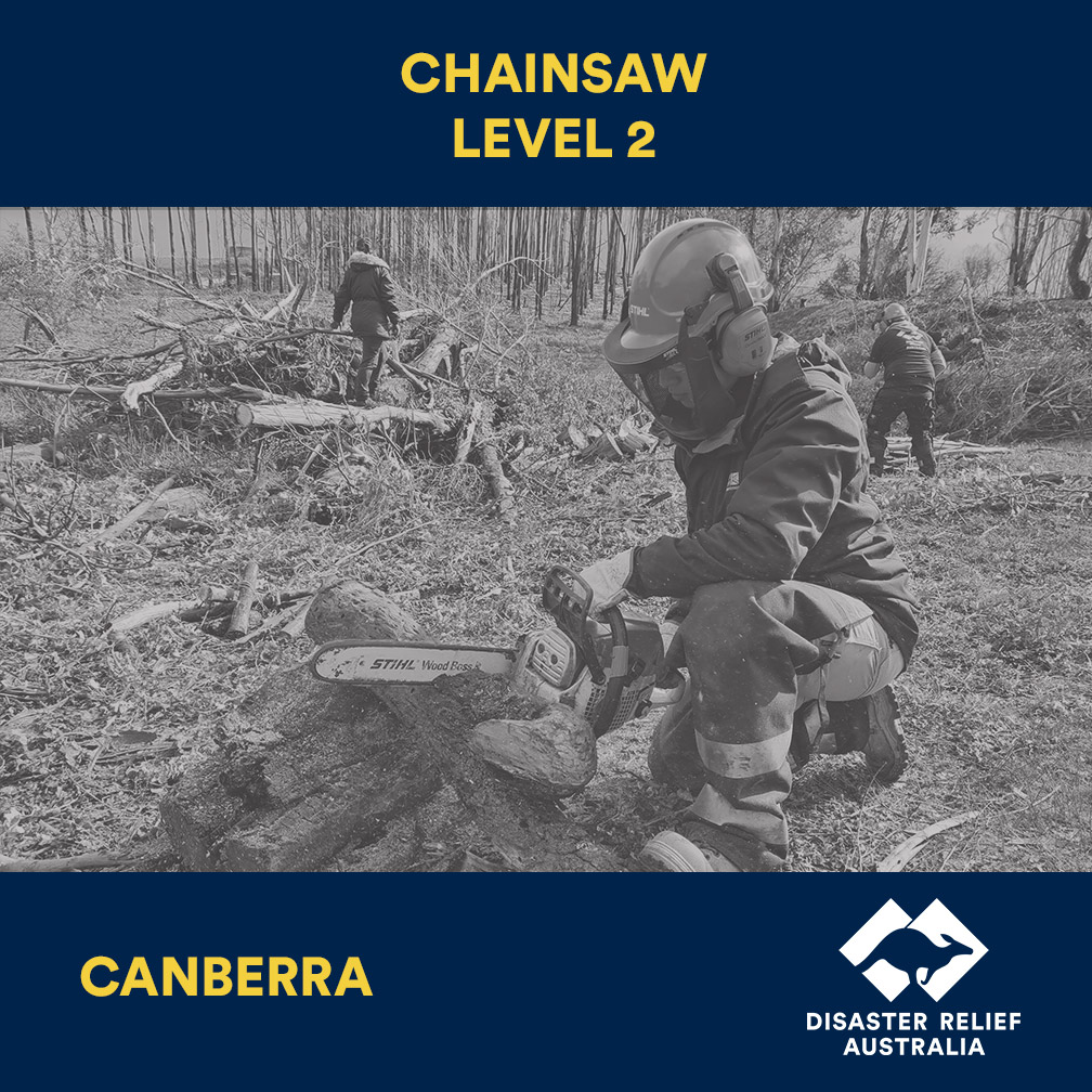 chainsaw training canberra