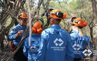 DRA returns to Adelaide Hills for Black Summer bushfire recovery
