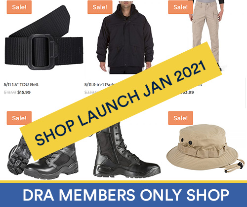 dra members only shop