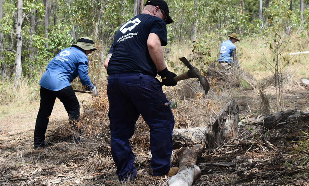 Disaster Relief Australia Ramps up to Bring Urgent Recovery to Bushfire Survivors in Eurobodalla, Bega Valley and East Gippsland