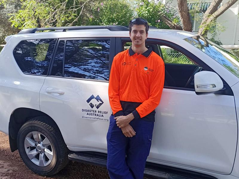 A bit of hope and joy – Minderoo Volunteer Leigh van der Merwe Reflection
