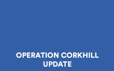 Operation Corkhill Update