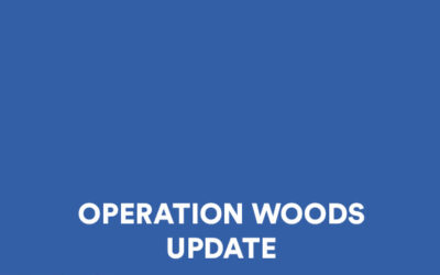 Operation Woods Update