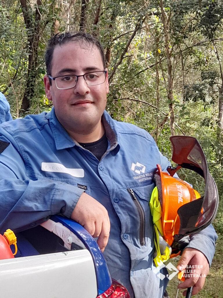 Being on the Tools is Rewarding - Aaron Mangravati, Civilian 1