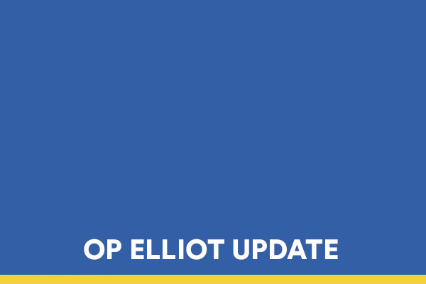 Operation Elliot May Update