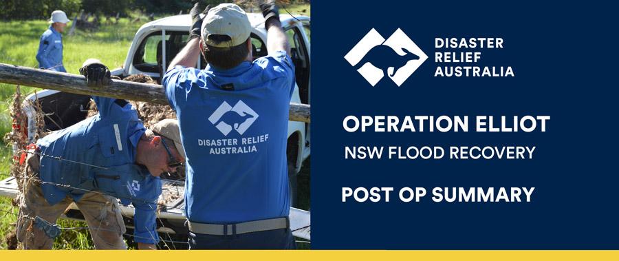 post operation summary nsw elliot