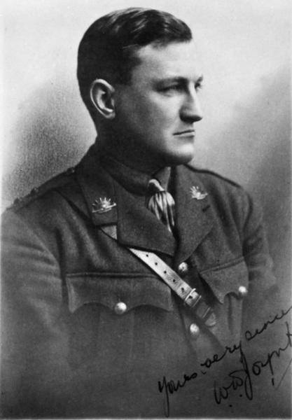 Lieutenant Colonel William Donovan Joynt   The Story Behind the Name 1