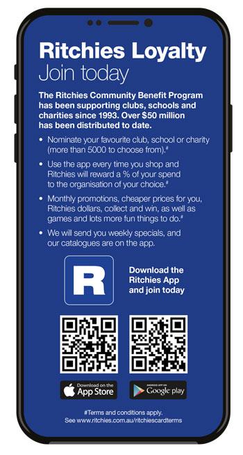 download ritchies app