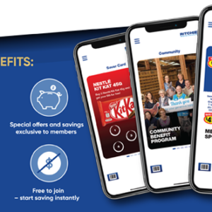ritchies loyalty app