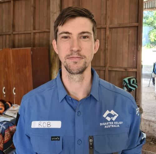 June 2021 Spirit Award Member Rob Delaney