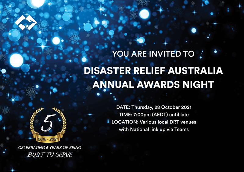 dra member awards 2021