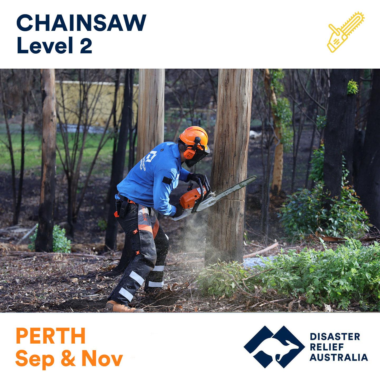 Chainsaw Level 2 Perth 7