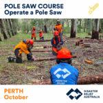 pole saw course perth