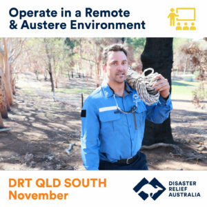 ORE Course - Operate in a Remote & Austere Environment 5